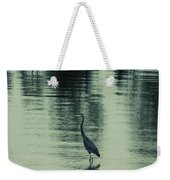 Bluegreen Lake Weekender Tote Bag