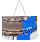 Bluer Sewer One Weekender Tote Bag