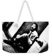 Blurred Time Weekender Tote Bag