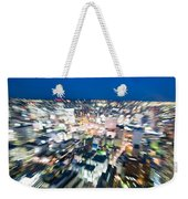 Blurred View Towards An Object Weekender Tote Bag