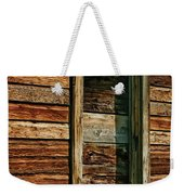Boarded Doorway Weekender Tote Bag