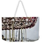 Boardwalk Carousel Weekender Tote Bag