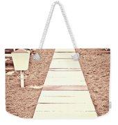 Boardwalk Weekender Tote Bag by Joana Kruse