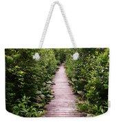 Boardwalk Swamp Weekender Tote Bag