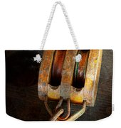 Boat - Block And Tackle II Weekender Tote Bag