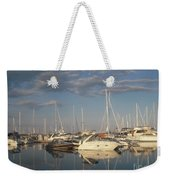 Harbor Cams Weekender Tote Bag
