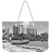 Boat For Sure Weekender Tote Bag