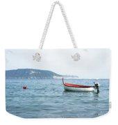 Boat In The Water Weekender Tote Bag