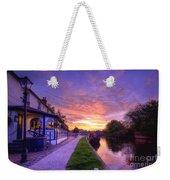 Boat Inn Sunrise 1.0 Weekender Tote Bag