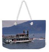 Boat Race Weekender Tote Bag