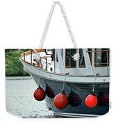 Boat Time Weekender Tote Bag
