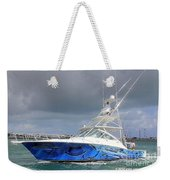 Boat Wrap On Cabo Weekender Tote Bag