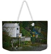 Boathouse Boy Fishing Weekender Tote Bag