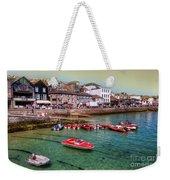 Boats At St Ives  Weekender Tote Bag