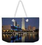 Boats On The Hillsborough Weekender Tote Bag
