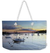 Boats On The Water Weekender Tote Bag