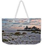 Boca Grande Sunset Weekender Tote Bag