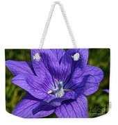 Bodacious Balloon Flower Weekender Tote Bag