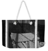 Bodi Ghost Town Window Weekender Tote Bag
