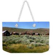 Bodie Ghost Town Landscape Weekender Tote Bag