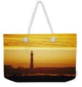 Bodie Island Lighthouse, Oregon Inlet Weekender Tote Bag