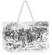 Boer War, 1899 Weekender Tote Bag