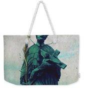 Bohemian Saint Weekender Tote Bag by Linda Woods