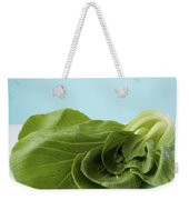 Bok Choy Chinese Cabbage Weekender Tote Bag