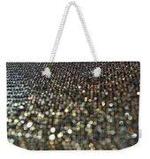 Bokeh Bling Weekender Tote Bag