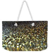 Bokeh Bling Watercolor Photoart Weekender Tote Bag