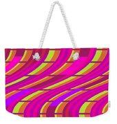Bold Swirl  Weekender Tote Bag
