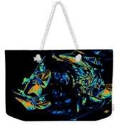 Tb Cosmic Swirl Weekender Tote Bag