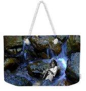 Bolin Creek Weekender Tote Bag