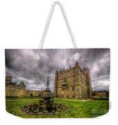 Bolsover Castle And Garden Weekender Tote Bag