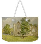 Bolton Abbey  Weekender Tote Bag