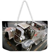 Bomber Style Model A Weekender Tote Bag