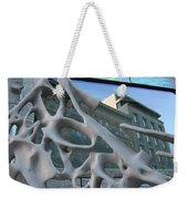 Bond Street Sculpture Weekender Tote Bag