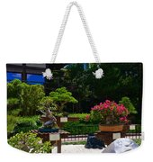 Bonsai Garden Weekender Tote Bag