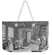 Bookbinder, 1763 Weekender Tote Bag