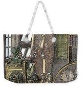 Bookwheel, 1588 Weekender Tote Bag
