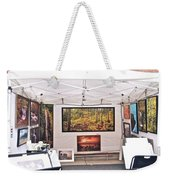 Booth Waynesboro Weekender Tote Bag