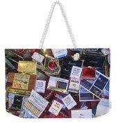 Bordello Paraphernalia 2 - Wallace Idaho Weekender Tote Bag