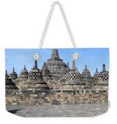 Borobudur Mahayana Buddhist Monument Weekender Tote Bag