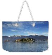 Borromee Islands Weekender Tote Bag