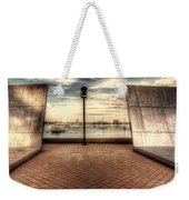 Boston - David Von Schlegell - Untiltled Weekender Tote Bag