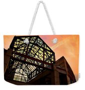 Boston - Faneuil Hall Market Place Weekender Tote Bag