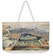 Boston, 1850 Weekender Tote Bag