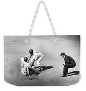 Boston: Baseball Game, 1961 Weekender Tote Bag