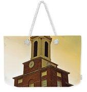 Boston Church Weekender Tote Bag
