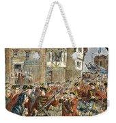 Boston: Occupation, 1768 Weekender Tote Bag
